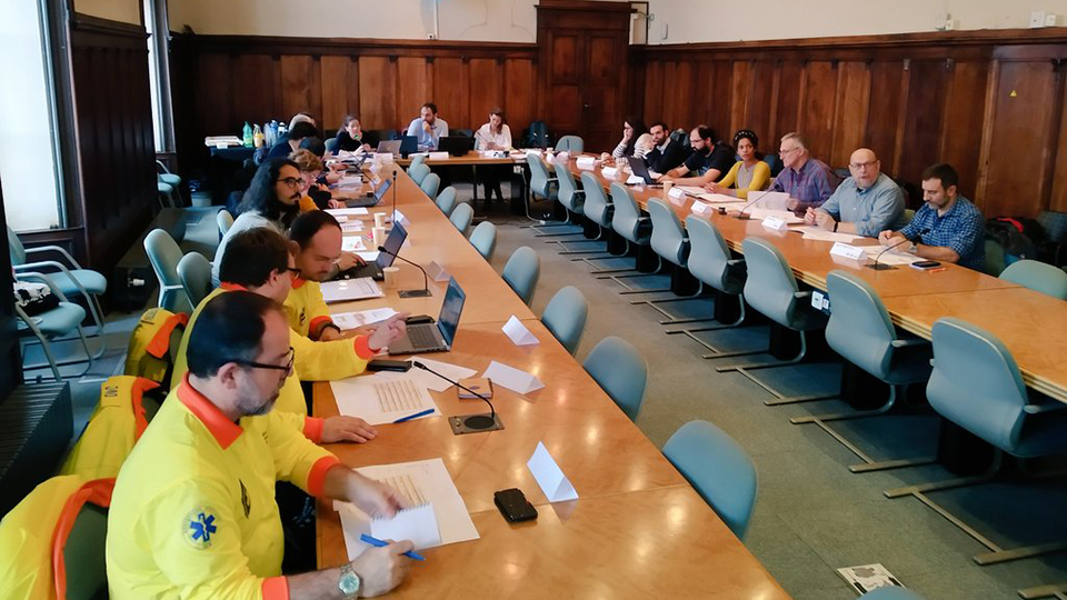 European EGALURG network agrees on actions to promote equal access to emergency healthcare on both sides of the Pyrenees