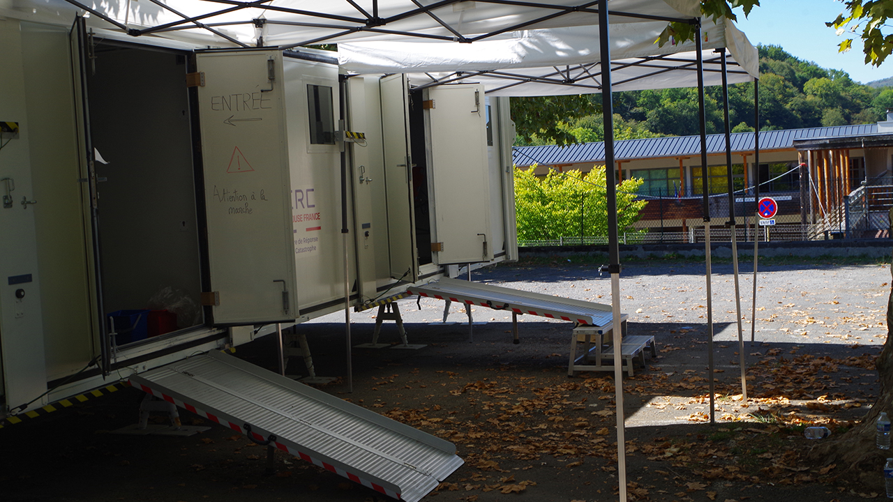 EGALURG joins fight against COVID-19 by performing massive PCR testing in Haute-Garonne area