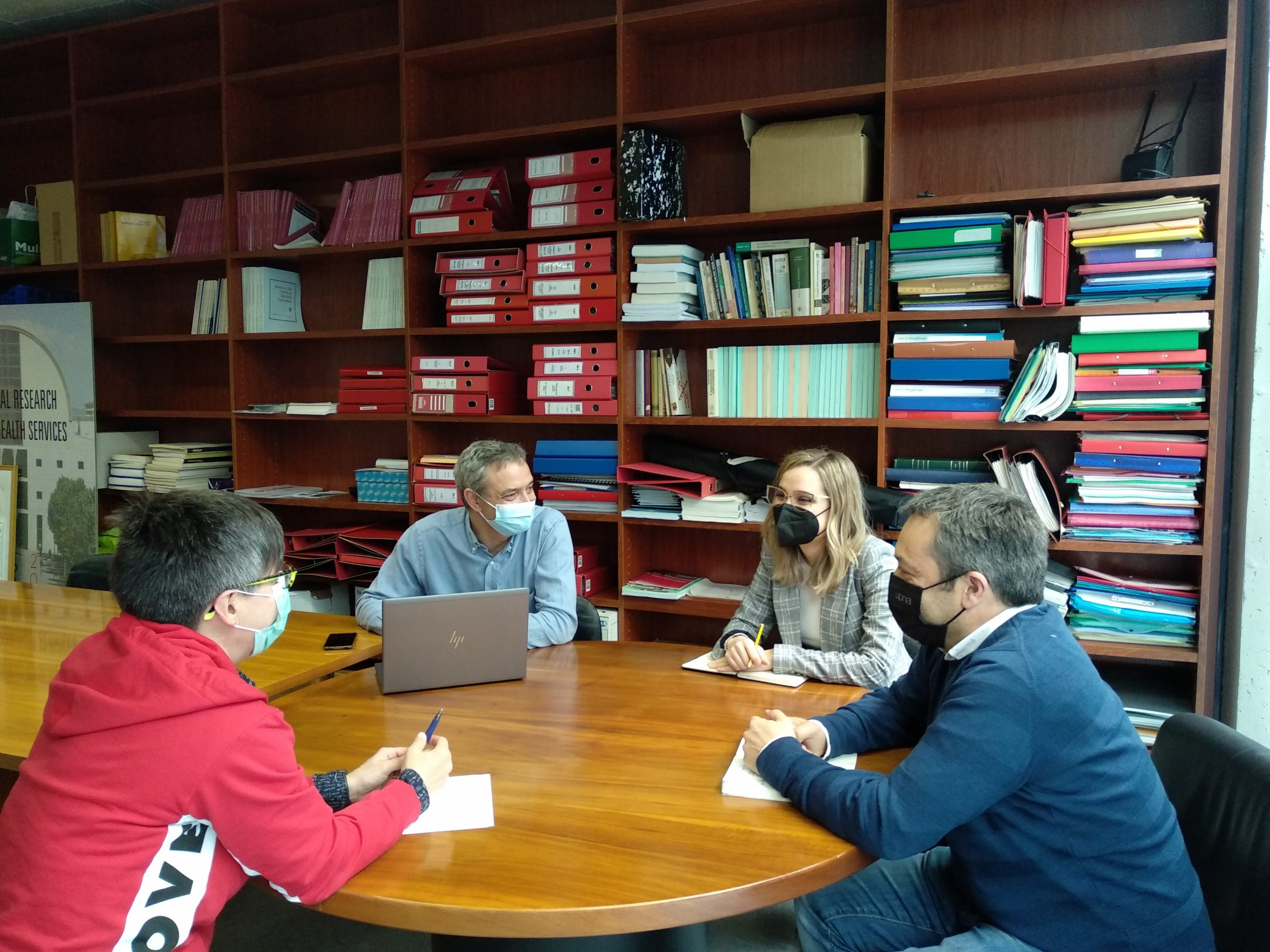 UPNA (Navarre) research team develops map of cross-border healthcare resources for emergency decision-making